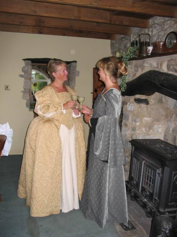 Costumes;, Tudor